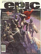 Buy Epic Illustrated 34 Issue Collection On Disc Sci Fantasy Free Shipping