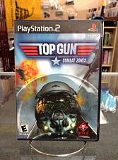 Buy Top Gun: Combat Zones (Sony PlayStation 2, 2001)