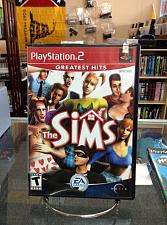 Buy Sims Greatest Hits (Sony PlayStation 2, 2004)