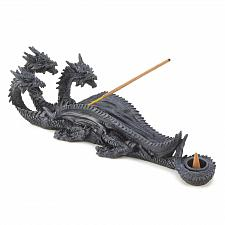 Buy 13830U - Triple-Headed Dragon Incense Burner