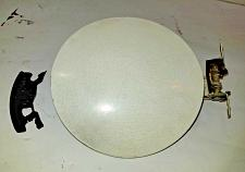 Buy ALFA ROMEO SPIDER gas Fuel Tank Filler access lid cover AUTO-RELEASE 1986 and up