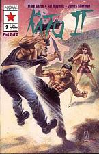 Buy Comic Book Kato II #2 Now Comics 1992