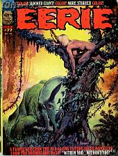Buy Eerie Magazine 141 Issues Frazetta Covers Free Shipping