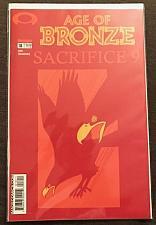 Buy Comic Book Age of Bronze Sacrifice 9 #18 Image October 2003