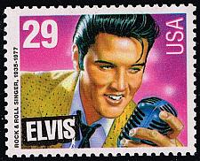 Buy US #2721 Elvis; MNH (0.60) (3Stars) |USA2721-07