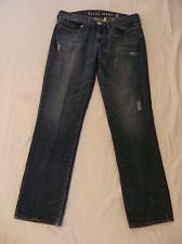Buy Men's Guess Brit Rocker Distressed Denim Jeans Slim Straight Leg 36 X 32