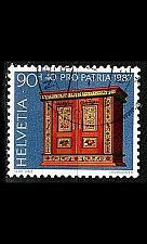 Buy SCHWEIZ SWITZERLAND [1987] MiNr 1348 ( O/used ) Pro Patria