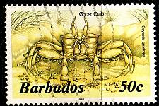 Buy BARBADOS [1985] MiNr 0626 X II ( O/used ) Tiere 1987