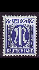 Buy GERMANY Alliiert AmBri [1945] MiNr 0028 B ( **/mnh )
