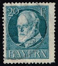Buy Germany-Bavaria #102 King Ludwig III; Used (2.00) (1Stars) |BAY102-01XVA