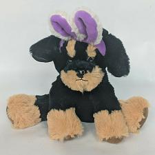"Buy Hug Fun International Easter Bunny Puppy Dog Ears Plush Stuffed Animal 10.5"""