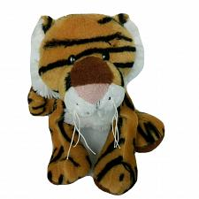 Buy Ganz Webkinz Bengal Tiger Striped Orange White Plush Stuffed Animal No Code 8""