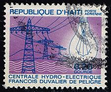 Buy Haiti #C338 Power Lines and Light Bulb; Used (0.25) (2Stars) |HAIC338-04XVA
