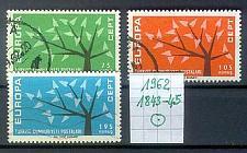 Buy TÜRKEI TURKEY [1962] MiNr 1843-45 ( O/used ) CEPT
