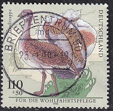 Buy GERMANY BUND [1998] MiNr 2016 ( O/used ) Vögel