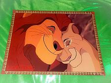 Buy Vintage Walt Disney's THE LION KING 11x14 Glossy Lobby Card 2 Rare