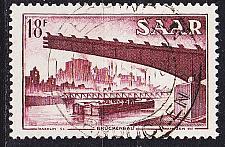 Buy GERMANY Saar [1952] MiNr 0330 ( O/used )