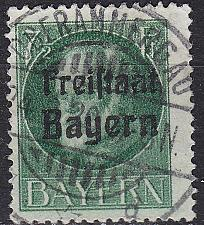 Buy GERMANY Bayern Bavaria [1919] MiNr 0154 A ( O/used ) [01]