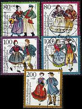Buy GERMANY BUND [1993] MiNr 1696-00 ( O/used ) [01] Trachten