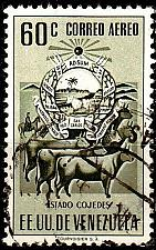 Buy VENEZUELA [1953] MiNr 0994 ( O/used )