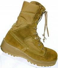 Buy Belleville Men's C300 ST Military Coyote Brown Hot Weather Steel Toe Boots 6 R