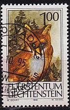Buy LIECHTENSTEIN [1993] MiNr 1068 ( O/used ) Tiere