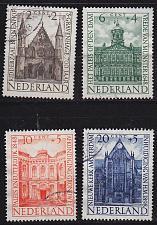 Buy NIEDERLANDE NETHERLANDS [1948] MiNr 0503-06 ( O/used ) Bauwerke