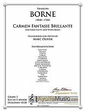 Buy Borne - Carmen Fantasie Brilliante