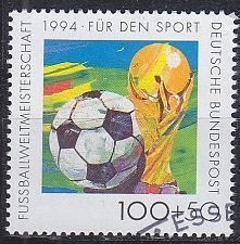 Buy GERMANY BUND [1994] MiNr 1718 ( O/used ) Olympiade