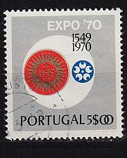 Buy PORTUGAL [1970] MiNr 1107 ( O/used )