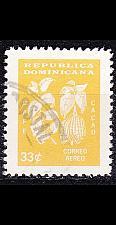 Buy DOMINIKANISCHE REPUBLIK [1961] MiNr 0748 ( O/used ) Pflanzen