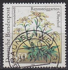Buy GERMANY BUND [1991] MiNr 1509 ( O/used ) Blumen
