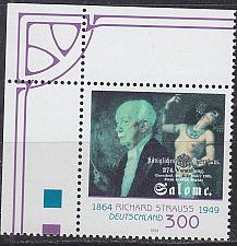Buy GERMANY BUND [1999] MiNr 2076 ( **/mnh )