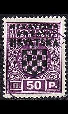 Buy KROATIEN CROATIA [Porto] MiNr 0001 a ( O/used )