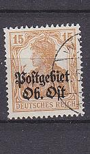 Buy GERMANY REICH Besetzung [OberOst] MiNr 0006 ( O/used )
