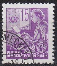 Buy GERMANY DDR [1953] MiNr 0368 ( OO/used )