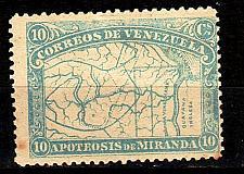 Buy VENEZUELA [1896] MiNr 0049 ( */mh )