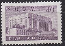 Buy FINLAND SOUMI [1956] MiNr 0467 ( **/mnh ) Architektur