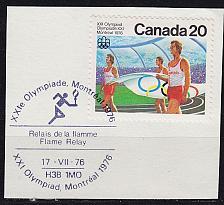 Buy KANADA CANADA [1976] MiNr 0631 ( O/used ) [01] Olympiade