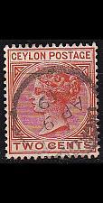 Buy CEYLON SRI LANKA [1883] MiNr 0058 ( O/used )