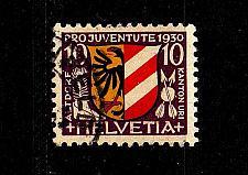 Buy SCHWEIZ SWITZERLAND [1930] MiNr 0242 ( O/used ) Pro Juventute