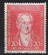 Buy GERMANY Alliiert AmBri [1949] MiNr 0109 ( O/used ) [01]