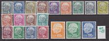 Buy GERMANY Saar [1957] MiNr 0409-28 ( O/used )