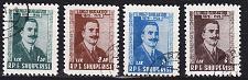 Buy ALBANIEN ALBANIA [1958] MiNr 0560-63 ( O/used )