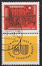 Buy GERMANY DDR [1964] MiNr 1013 SZd46 ( OO/used )