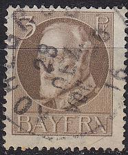 Buy GERMANY Bayern Bavaria [1916] MiNr 0094 II A ( O/used )