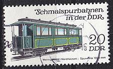 Buy GERMANY DDR [1983] MiNr 2793 ( OO/used ) Eisenbahn