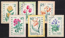 Buy BULGARIEN BULGARIA [1960] MiNr 1164-69 ( O/used ) Blumen