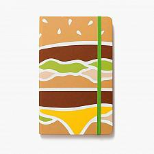 Buy New McDonald Big Mac Journal Writing Hardcover Soft Touch Free Shipping