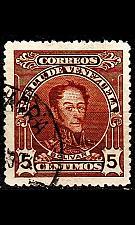 Buy VENEZUELA [1924] MiNr 0105 C ( O/used )